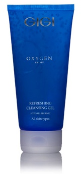Oxygen Prime Advanced Refreshing Cleanser Gel, 180ml